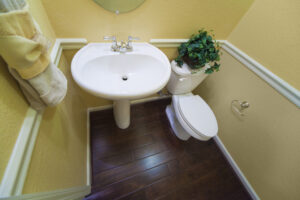 Could a Water Heater Be the Answer to Making Your Small Bathroom Feel Bigger?